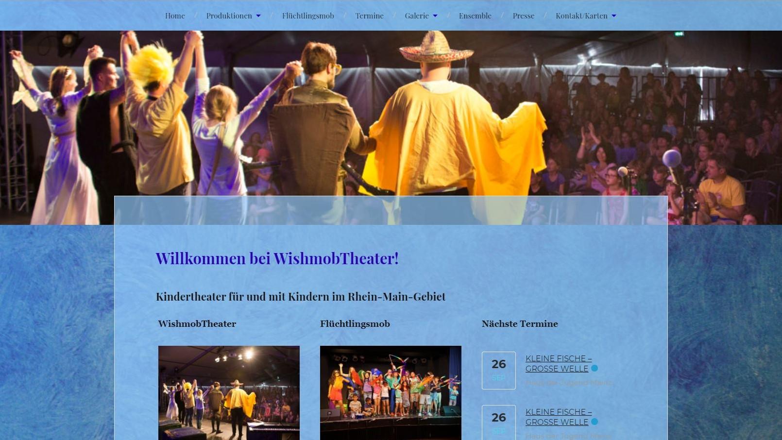 Wishmobtheater